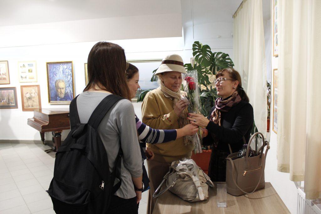 Выставка: 30 лет обществу