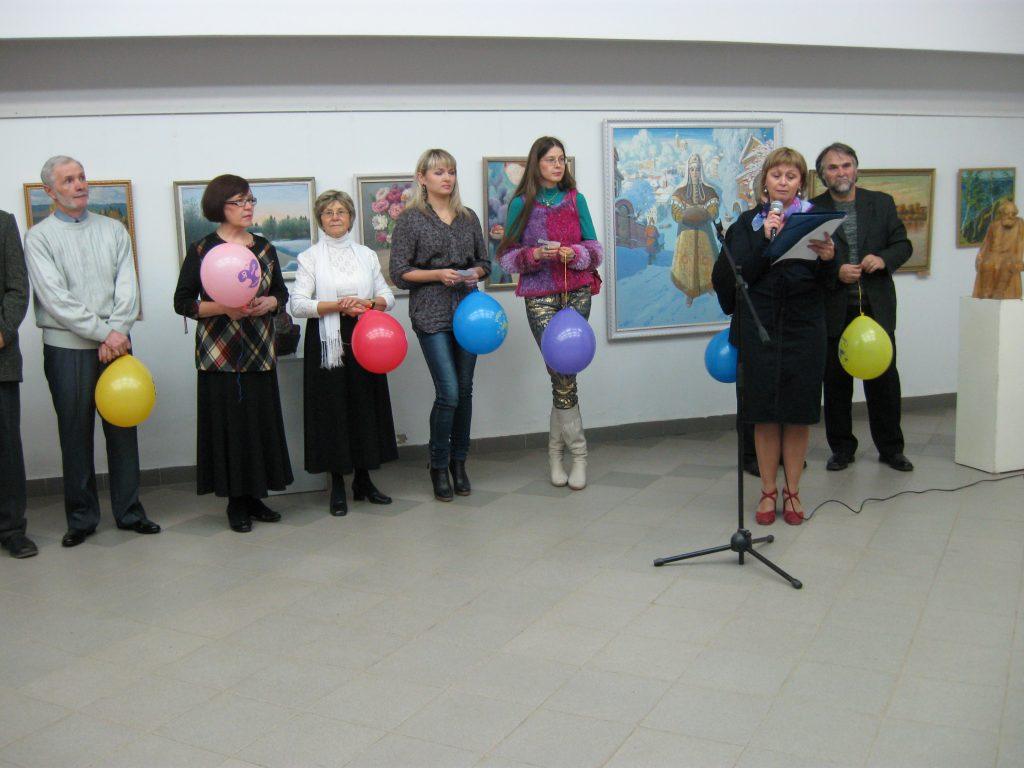 50 лет Воткинскому художественному обществу