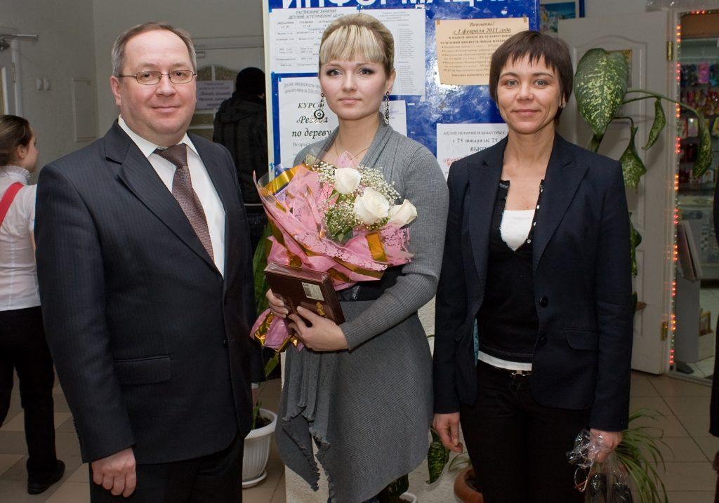 """Открытие выставки """"Начало"""""""